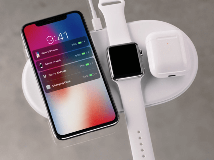 WATCH 4.3 AIRPOWER WIRELESS CHARGING SUPPORT