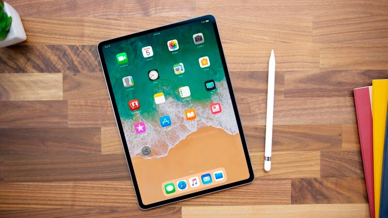 THE NEW APPLE IPAD 2018 AT A GLANCE