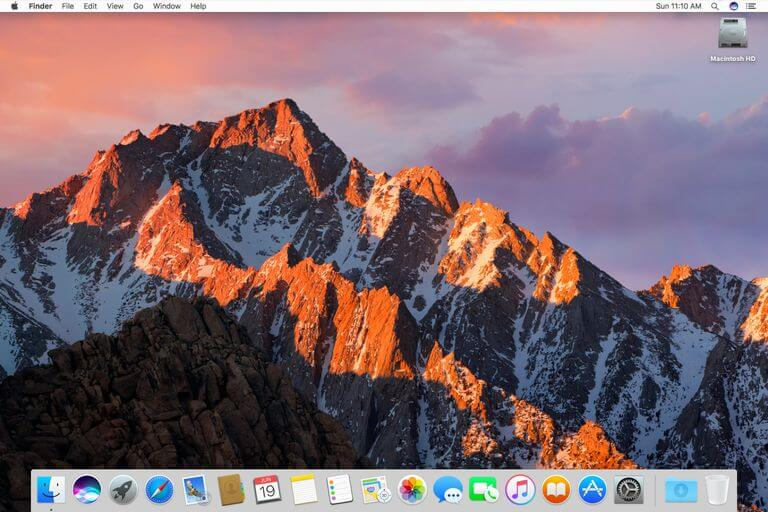 MacOs: Initiating Various Commands on the Menu Bar